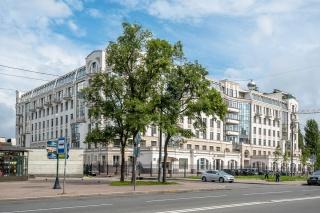элитный жилой комплекс Морской пр. 33 Крестовский остров Санкт-Петербург