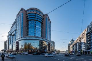 """элитный жилой комплекс """"Монблан"""" Санкт-Петербург"""
