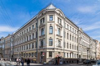 элитный дом на Большой Московской ул. 8 Санкт-Петербург