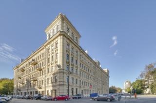элитный дом Смольный пр. 6 Санкт-Петербург
