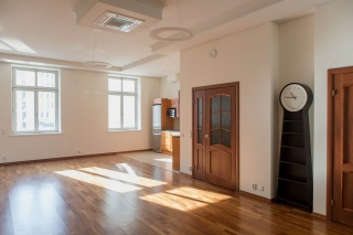 4-room apartment rental in a modern RC with parking St-Petersburg
