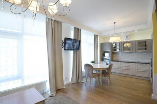 apartment to let at Vasilevsky Island St-Petersburg