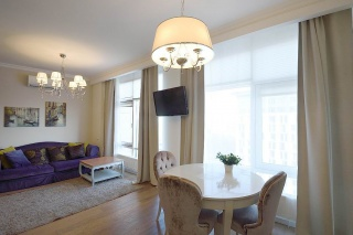 author's design apartment rental at Vasilevsky island St-Petersburg